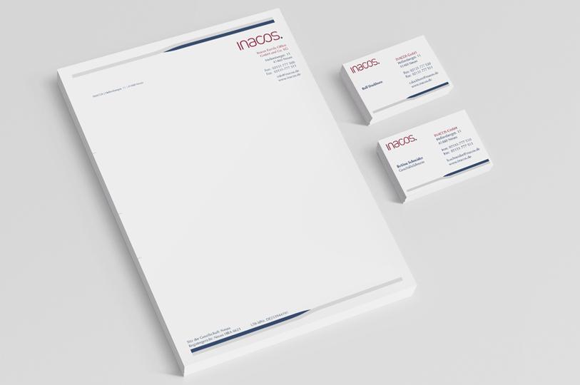 inacos corporate design