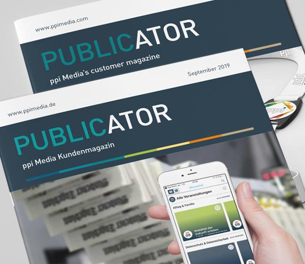 ppi Media – Kundenmagazin
